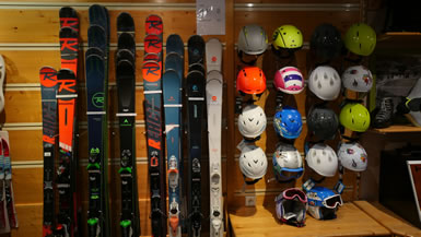 Rent your skis in Morzine with  Bergerski